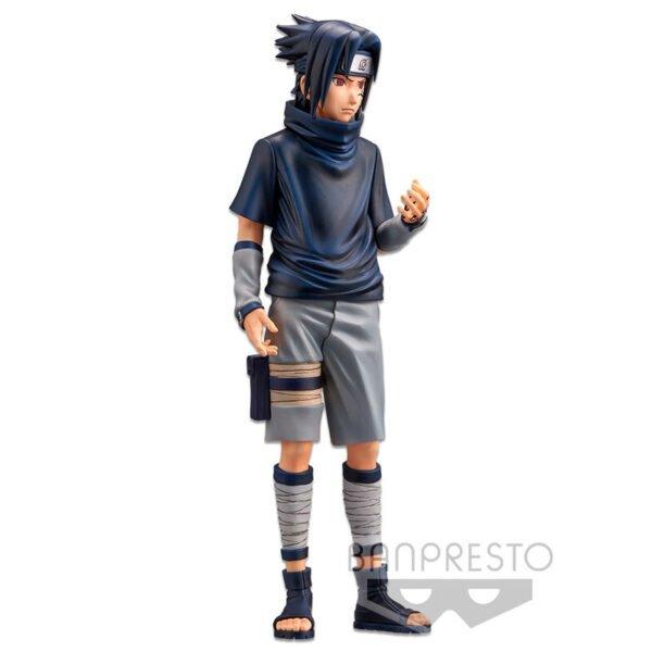 Uchiha Sasuke Grandista Nero Naruto 24cm