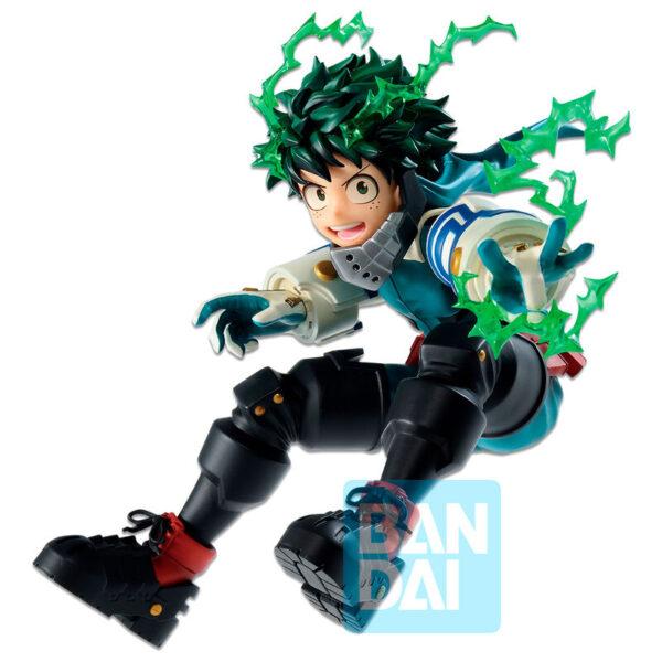 Ichibansho Izuku Midoriya Go and Go My Hero Academia 15cm
