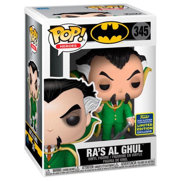Funko POP DC Comics Batman Ra's Al Ghul Exclusivo