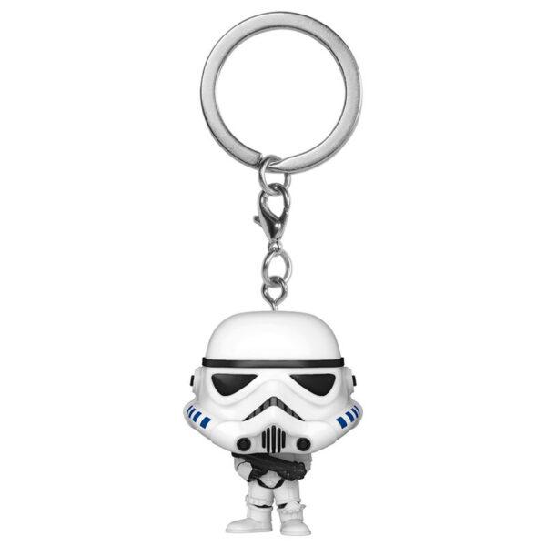 Llavero Pocket POP Star Wars Stormtrooper