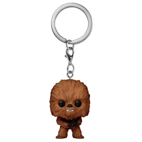 Llavero Pocket POP Star Wars Chewbacca