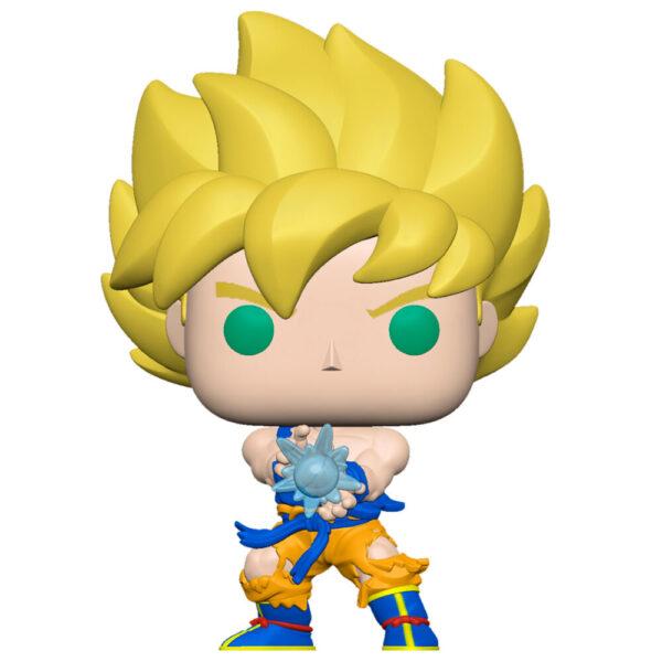 Funko POP Dragon Ball Z Serie 9 Super Saiyan Goku Kamehameha Wave