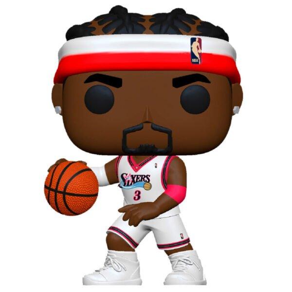 Funko POP NBA Legends Allen Iverson Sixers Home