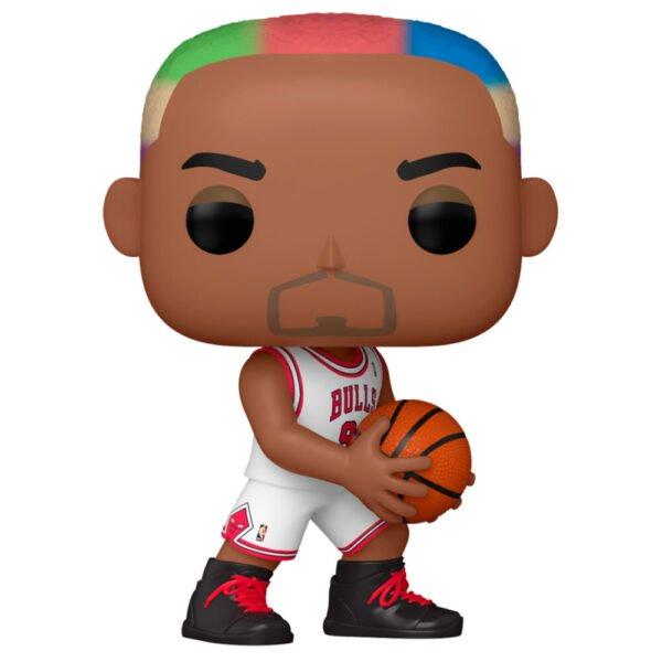 Funko POP NBA Legends Dennis Rodman Bulls Home