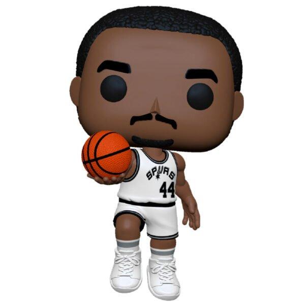 Funko POP NBA Legends George Gervin Spurs Home Spurs Home