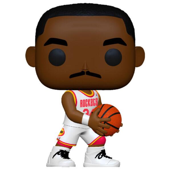 Funko POP NBA Legends Hakeem Olajuwon Rockets Home