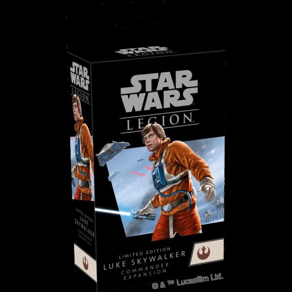 Luke Skywalker – Expansión de Comandante (edición limitada)