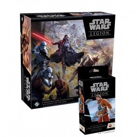 Star Wars: Legión + Luke (Ed. Especial)
