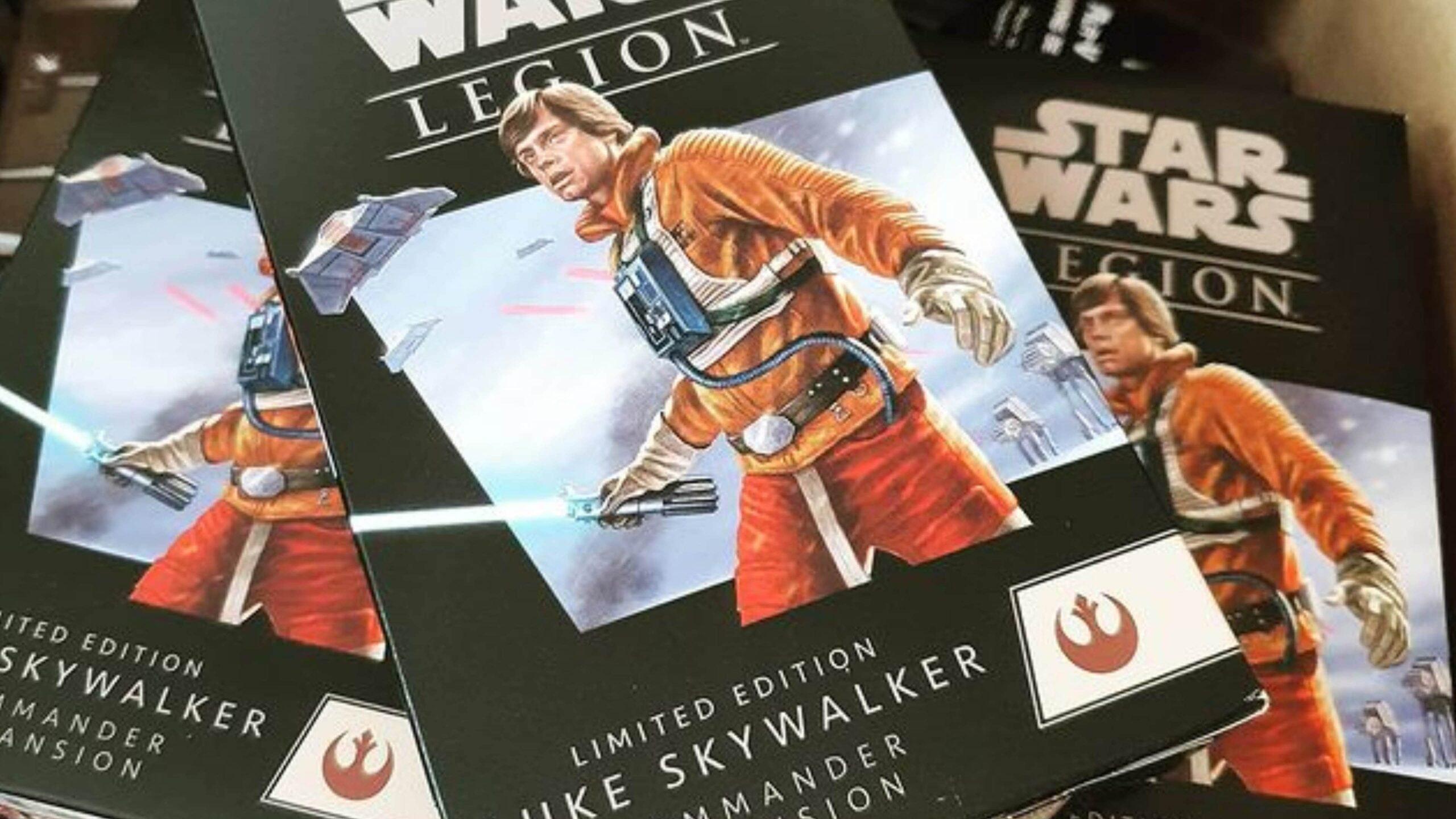 Star Wars legion barato