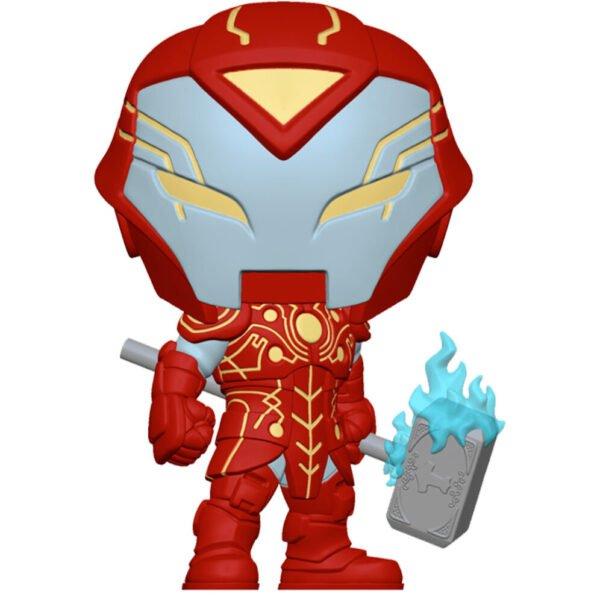 Funko POP Marvel Infinity Warps Iron Hammer