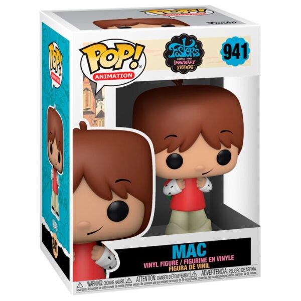 Funko POP Fosters Home Mac