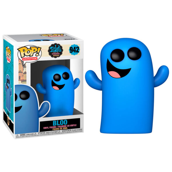 Funko POP Fosters Home Bloo