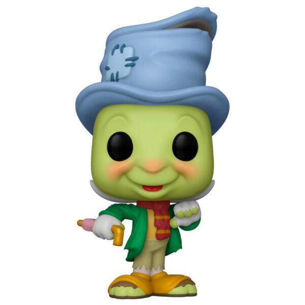 Funko POP Disney Pinocho Street Jiminy Cricket