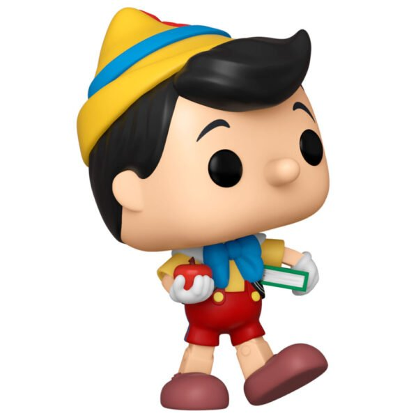 Funko POP Disney Pinocho School Bound Pinocchio