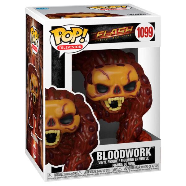 Funko POP DC Comics The Flash Bloodwork