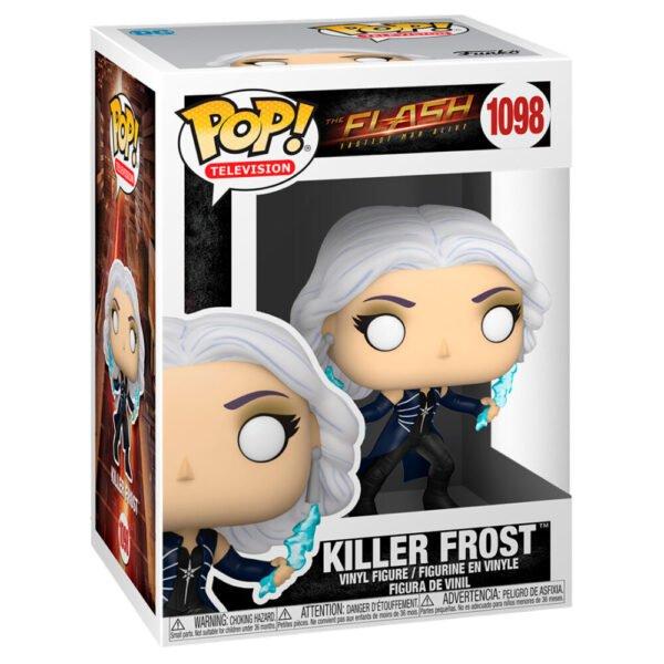 Funko POP DC Comics The Flash Killer Frost