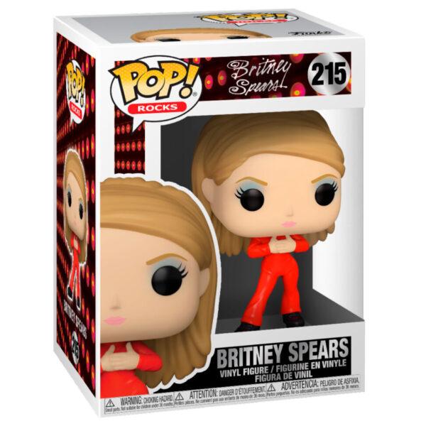 Funko POP Britney Spears Catsuit Britney