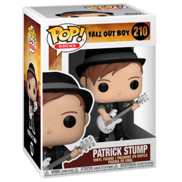 Funko POP Fall Out Boy Patrick Stump