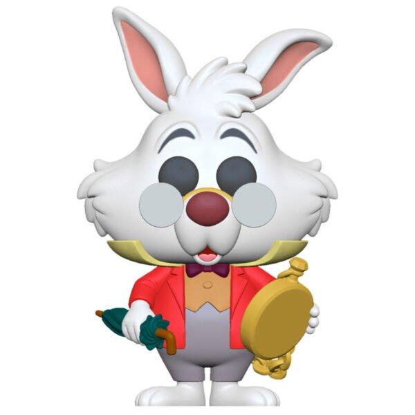 Funko POP Disney Alicia en el Pais de las Maravillas White Rabbit with Watch