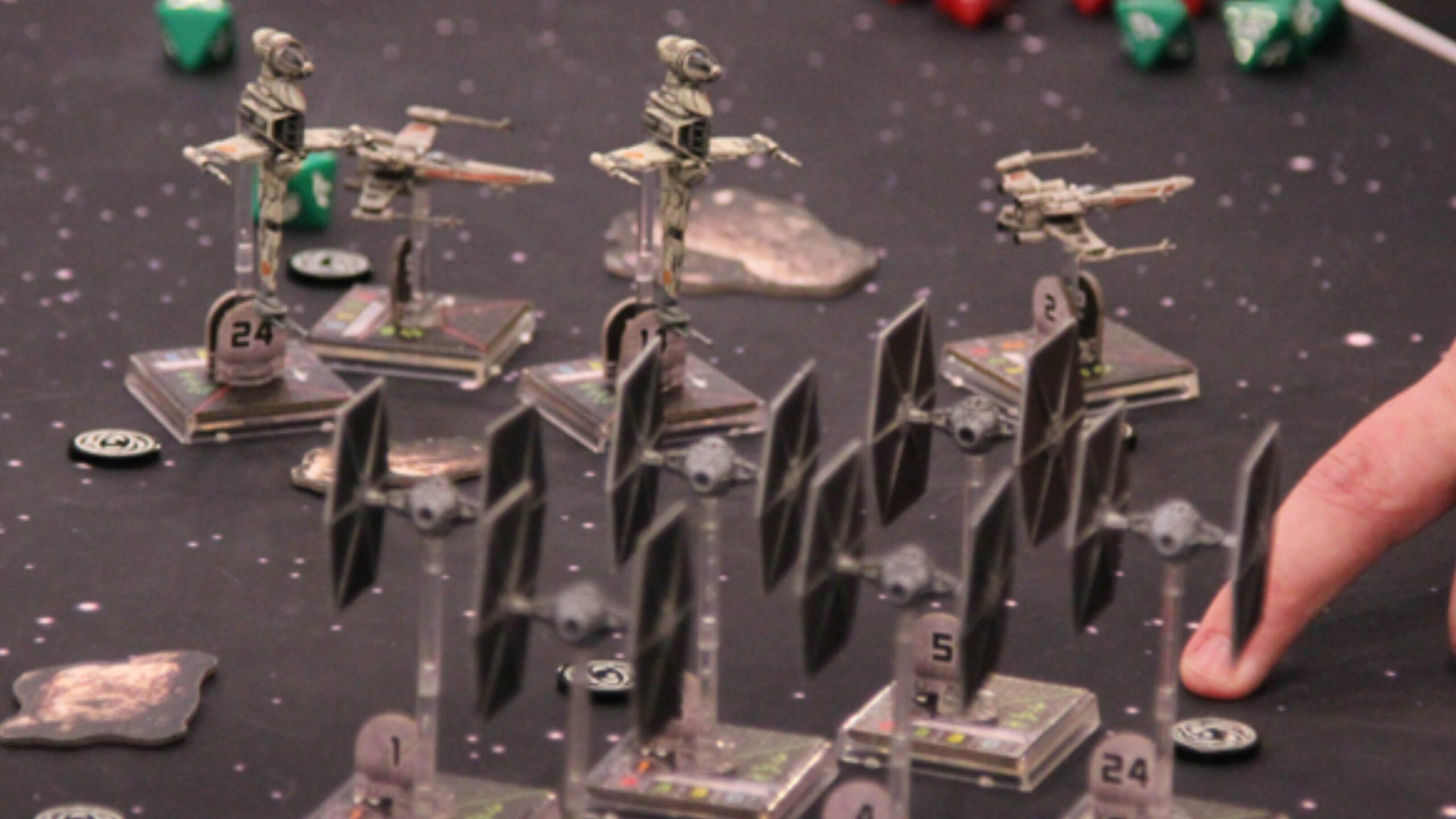 Star Wars Xwing baratos