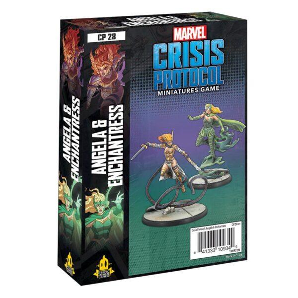 Crisis Protocol: Angela & Enchantress (EN)