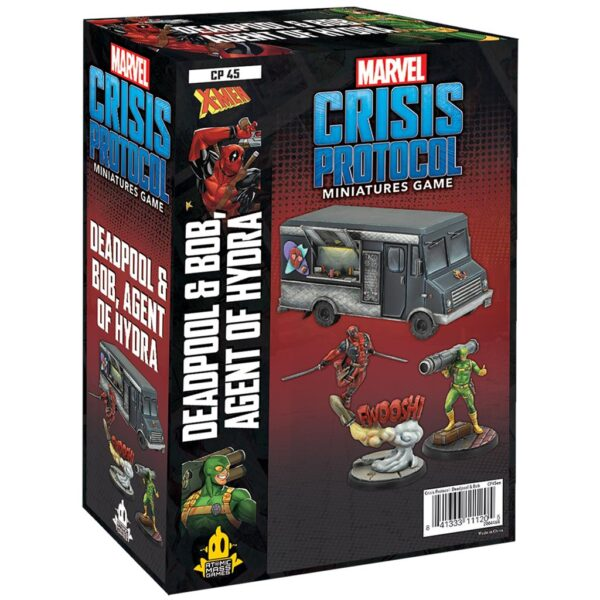 Crisis Protocol: Deadpool & Bob (EN)