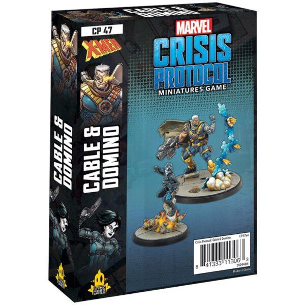 Crisis Protocol: Domino & Cable (EN)
