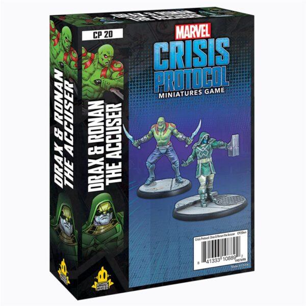 Crisis Protocol Drax and Ronan the Accuser EN