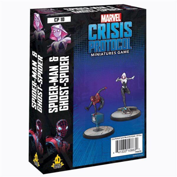 Crisis Protocol Ghost-Spider & Spider-Man EN