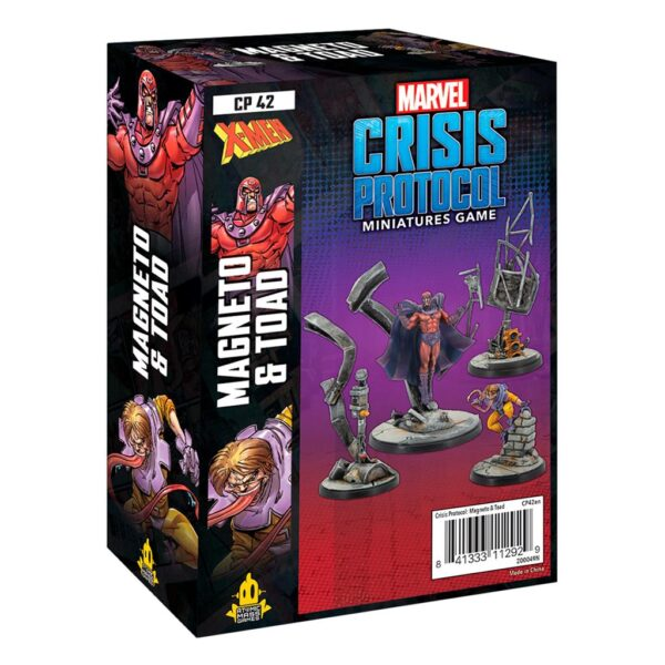 Crisis Protocol: Magneto & Toad (EN)