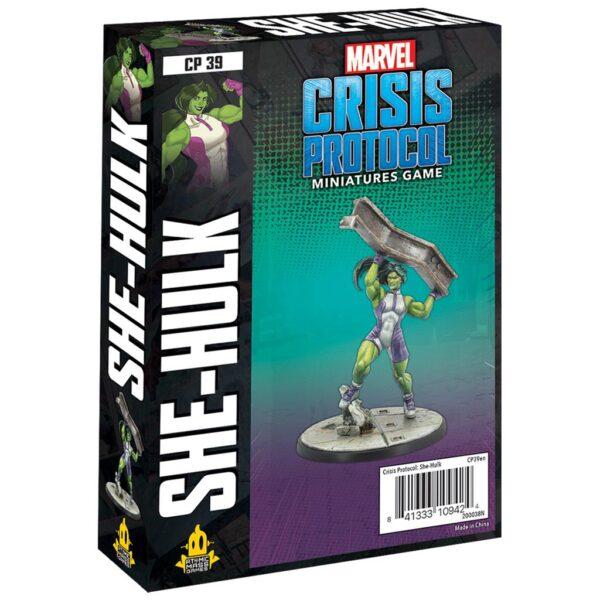 Crisis Protocol She-Hulk EN