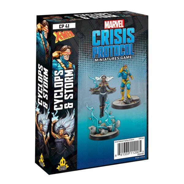 Crisis Protocol: Storm & Cyclops (EN)