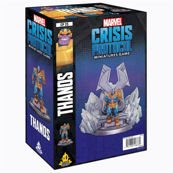 Crisis Protocol Thanos Character Pack EN
