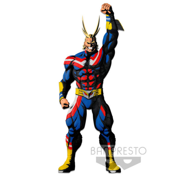 All Might Two Dimensions Super Master Star Piece My Hero Academia 31cm