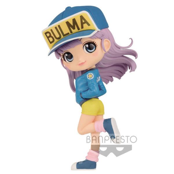 Bulma Dragon Ball Q Posket B 14cm
