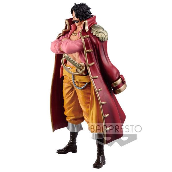Gol D. Roger The Grandline Men Wanokuni Vol. 12 One Piece 17cm