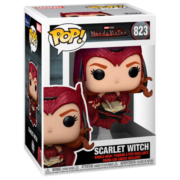 Funko POP Bruja Escarlata Wandavision Scarlet Witch