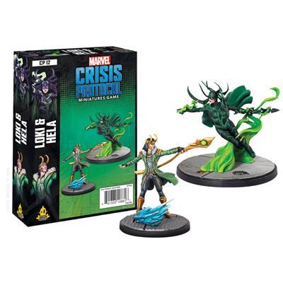 Crisis Protocol: Loki & Hela Character (EN)