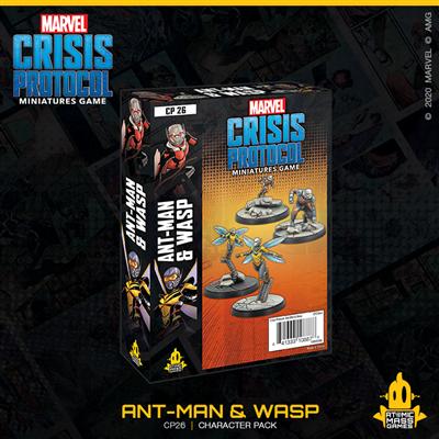 Crisis Protocol: Ant-Man and Wasp (EN)