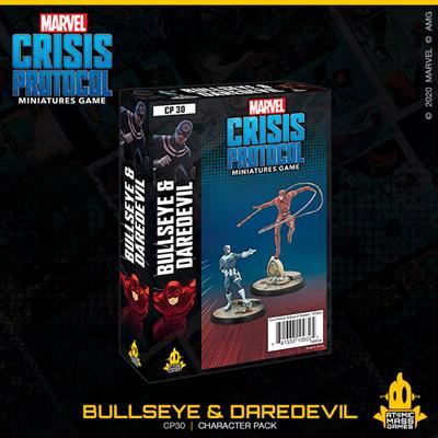 Crisis Protocol: Bullseye and Daredevil Pack (EN)