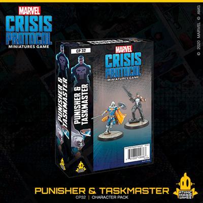 Crisis Protocol: Punisher and Taskmaster (EN)