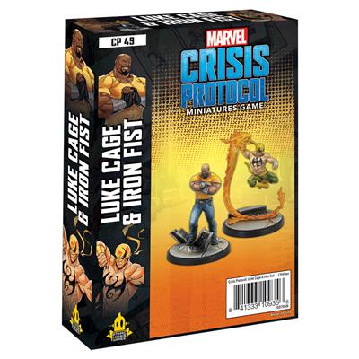 Crisis Protocol: Luke Cage & Iron Fist (EN)