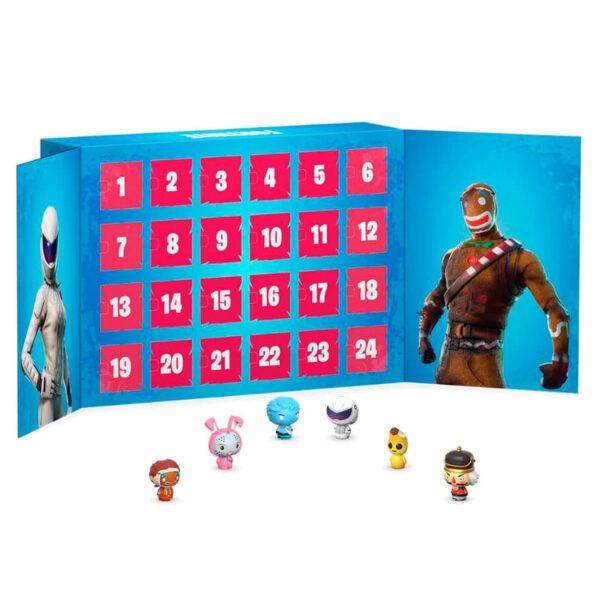 Calendario Adviento Fortnite