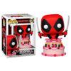 Funko POP Marvel Deadpool 30th Deadpool in Cake