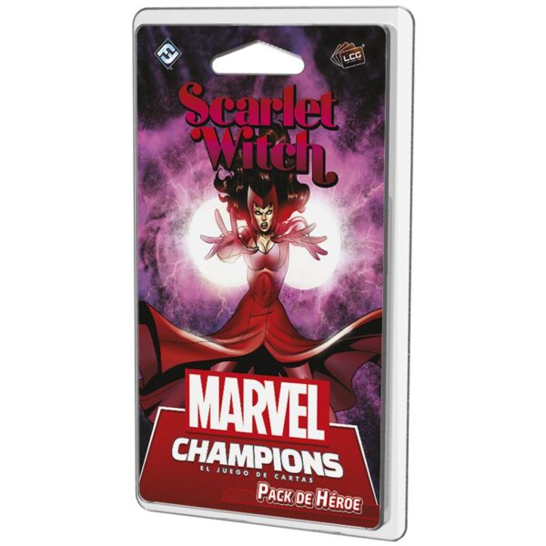 Scarlet Witch – Expansión – Marvel Champions