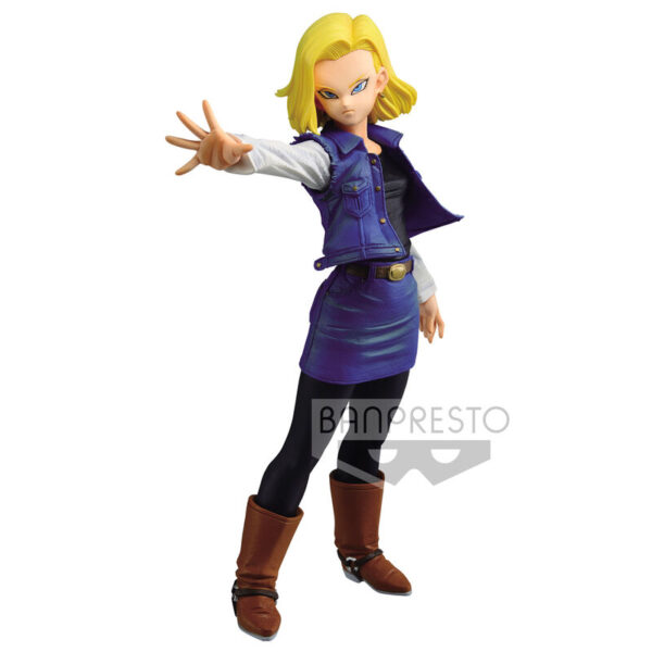 Android 18 Match Makers Dragon Ball Z 18cm