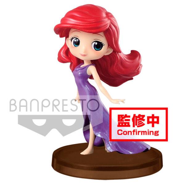 Ariel La Sirenita Disney Q Posket D 5cm