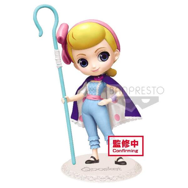 Bo Peep Toy Story 4 Disney Pixar Q posket A 14cm