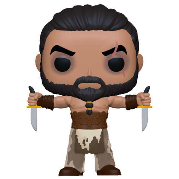 Figura POP Game of Thrones Khal Drogo with Daggers
