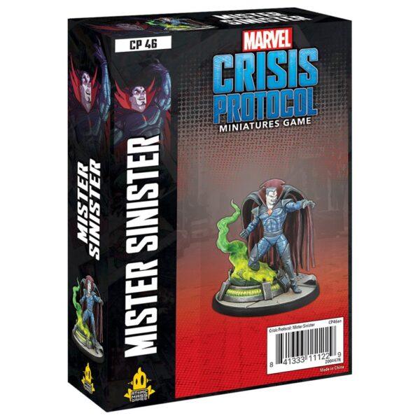Crisis Protocol Mr Sinister (EN)
